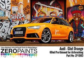 Audi RS - Glut Orange