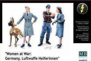 Women at War: Germany, Luftwaffe Helferinnen