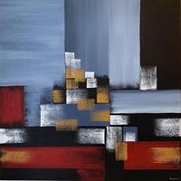 Åse Juul- Abstraction in grey