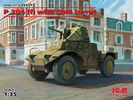 Panzerspahwagen P 204 (f) with CDM turret