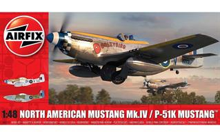 North American Mustang Mk.IV™