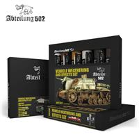 VEHICLE WEATHERING AND EFFECTS SET