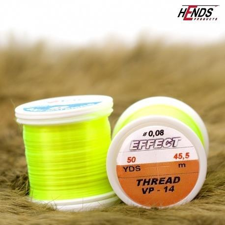 Effect Thread - Yellow Fluo