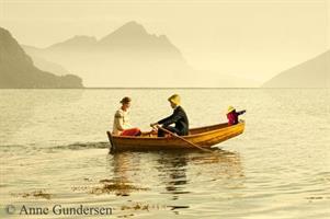 Anne Gundersen - Ro meg over II
