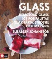 Glass, hemgjord glass, ice pop