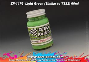 Light Green Paint (Similar to TS22) 60ml
