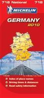 Tyskland 1:750 000 718 -10