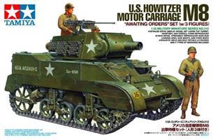 U.S. Howitzer Motor Carriage M8