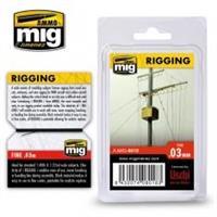 Rigging - Fine 0.03mm