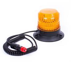 LED varningsljus Gul Magnetfot