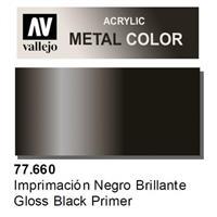 VALLEJO METAL COLOR 77.660 : Gloss metal varnish