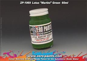 Lotus Martini Green Paint 60ml