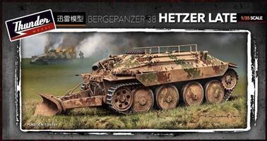 Bergerpanzer 38 Hetzer Late