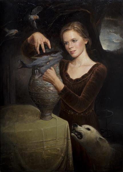 Terje Adler Mørk - Curiosity