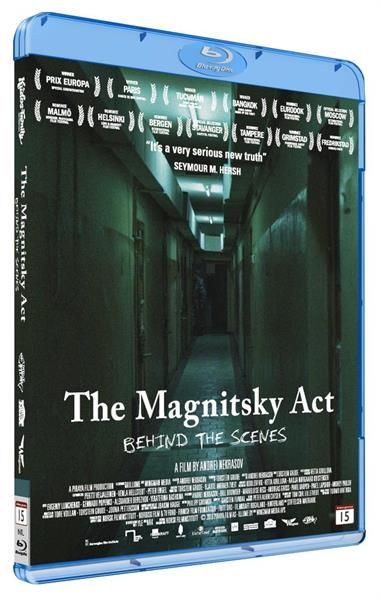 The Magnitsky Act - Behind the Scenes BD