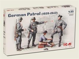 German Patrol (1939-1942)