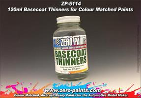 Basecoat Thinners 120ml