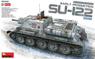 SU-122 Early Production