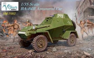 BA-64B Armoured Car