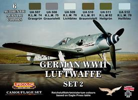 GERMAN WWII LUFTWAFFE SET # 2