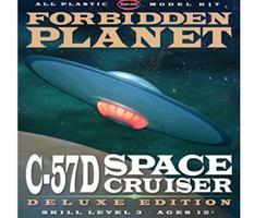 Forbidden Planet C57-D Deluxe inkl. Spinning Light