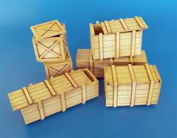 Big Transport Boxes (6 Pcs.)