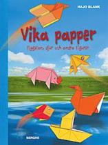 Vika papper, pyssel för barn