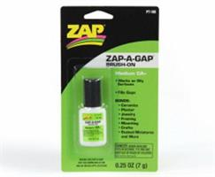PT100 Zap-a-gap Ca+ Brush On