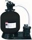 Sandfilter&Pump Saturn45 kg+pump0,73 kW