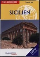 Sicilien med karta Fyris