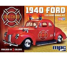 1940 FORD FIRE CHIEF SUPER SNAP