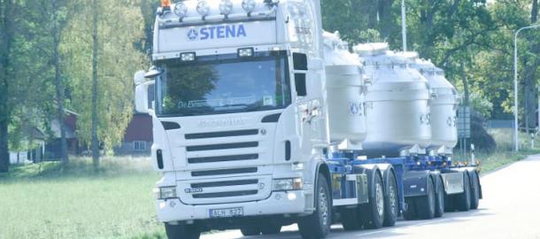 Lyckade leveranser av flytande aluminium