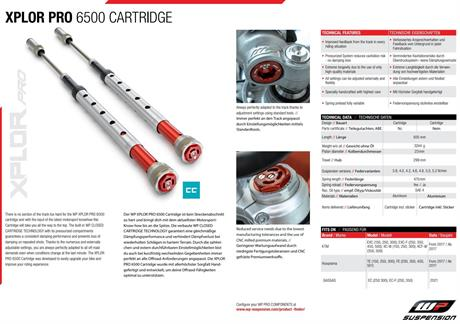 XPLOR PRO 6500 CARTRIDGE