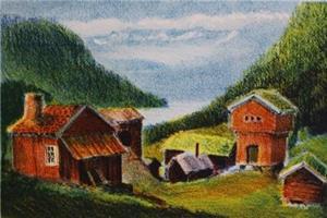 Kjell Thorjussen-Fjellgård liten