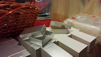 kartong silver 2 60x40x15mm 100st