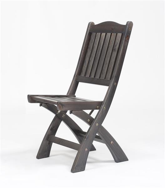 REIMANN Sun taitto-tuoli grafitinharmaa, lakattu