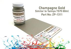 Champagne Gold Paint - 60ml