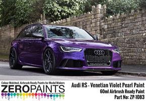 Audi RS - Venetian Violet Pearl