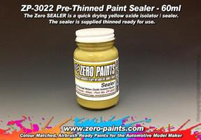 Pre-Thinned Paint Sealer