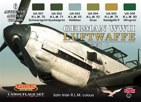 GERMAN WWII LUFTWAFFE SET#1