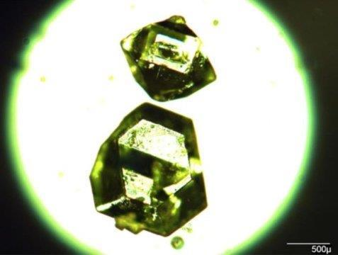 Hot 'new' material found to exist in nature