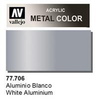 METAL COLOR 77.706 : White Aluminium