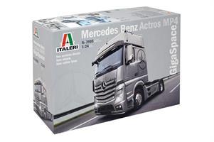 Mercedes Benz Actros MP4 Gigaspace