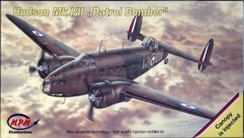 Hudson Mk. I/II