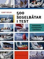 500 segelbåtar i test