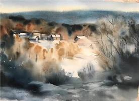 Inger Hoff-Vinterpalett VI