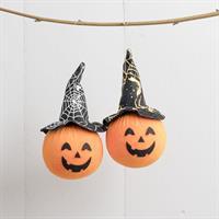 Halloween, pumpa, häng, 2 sort