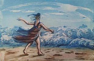 Kristian Finborud-Hun som elsker havet