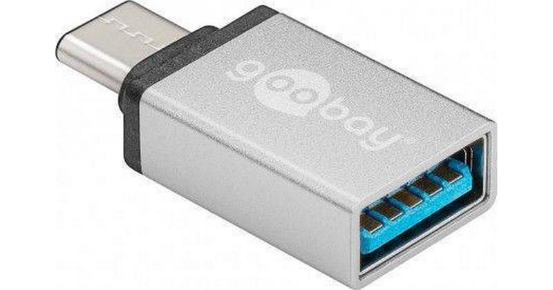 ADAPTER, USB-C TILL USB 3.0A, GOOBAY