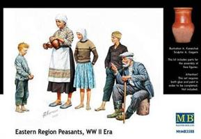 Eastern Region Peasants WW II Era